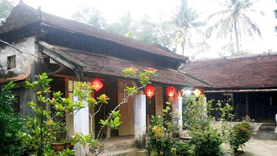 Gìn giữ nhà vườn xứ Huế