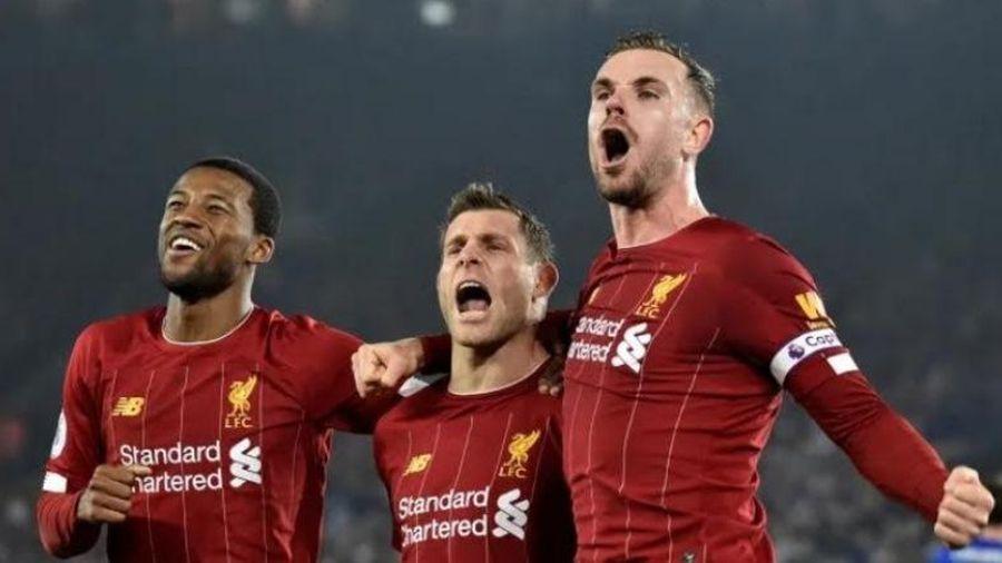 Liverpool – Man United kịch chiến ngôi đầu