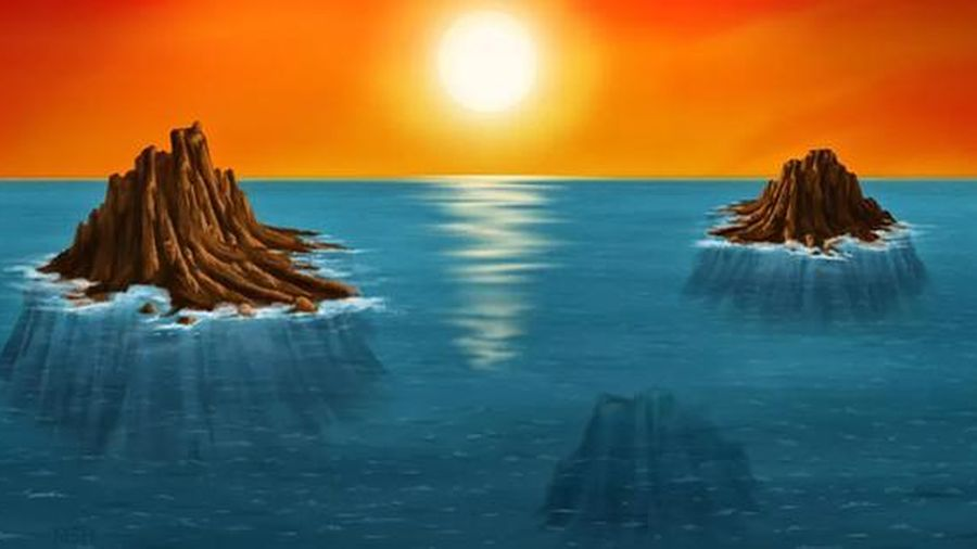 Phát hiện 'hòn đảo mất tích' nơi sự sống Trái Đất đầu tiên ra đời