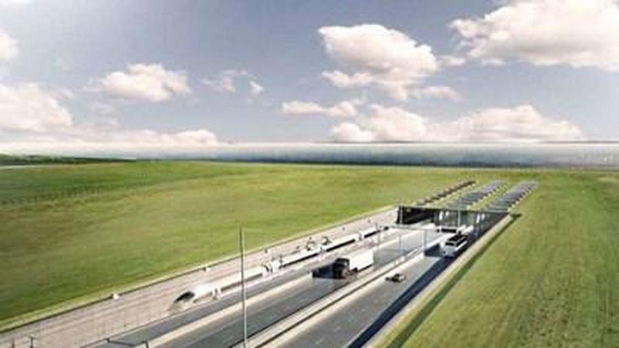 Đức và Đan Mạch xây dựng đường hầm dưới biển dài nhất thế giới
