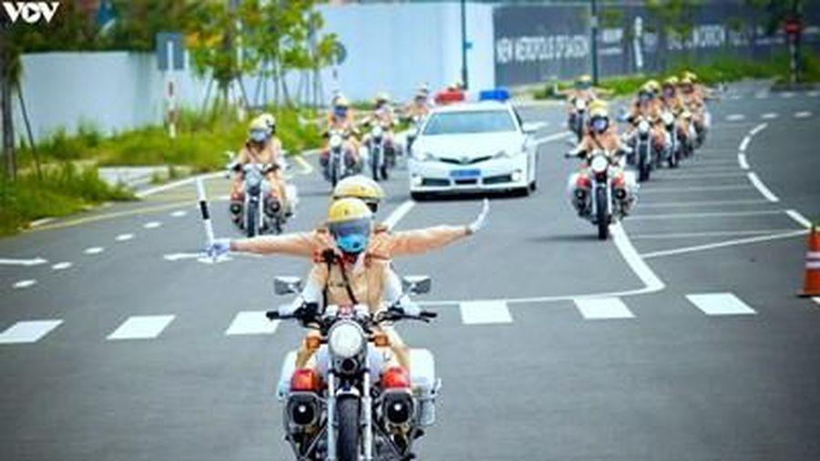 Hà Nội phân luồng giao thông phục vụ Đại hội Đảng lần thứ XIII