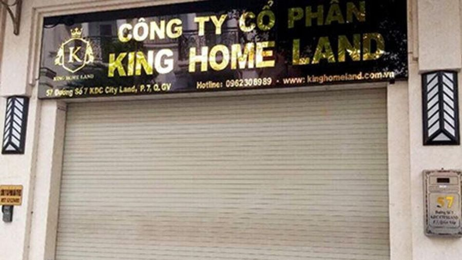 Điều tra vụ King Home Land lừa bán đất nền