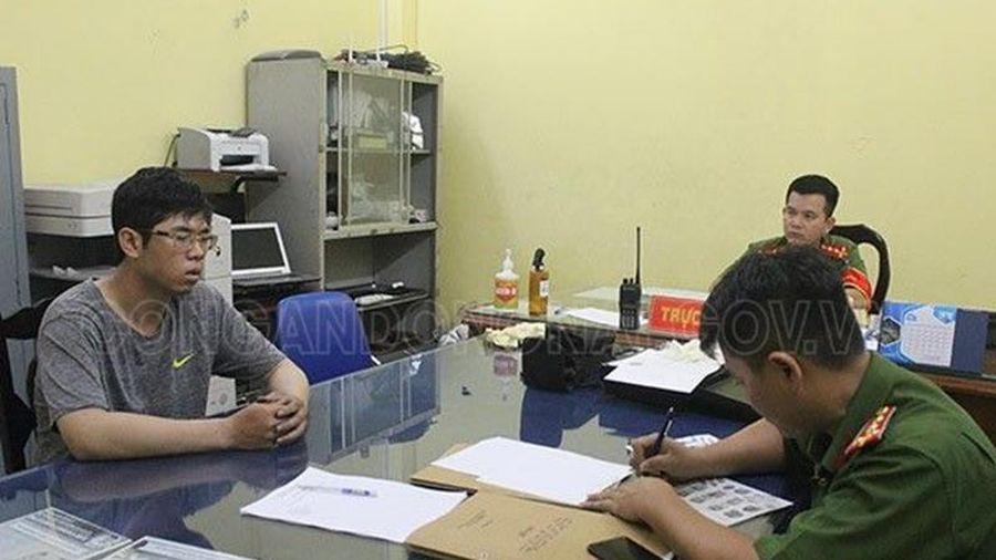 Đề nghị truy tố đối tượng cướp ngân hàng ở TP Biên Hòa, Đồng Nai