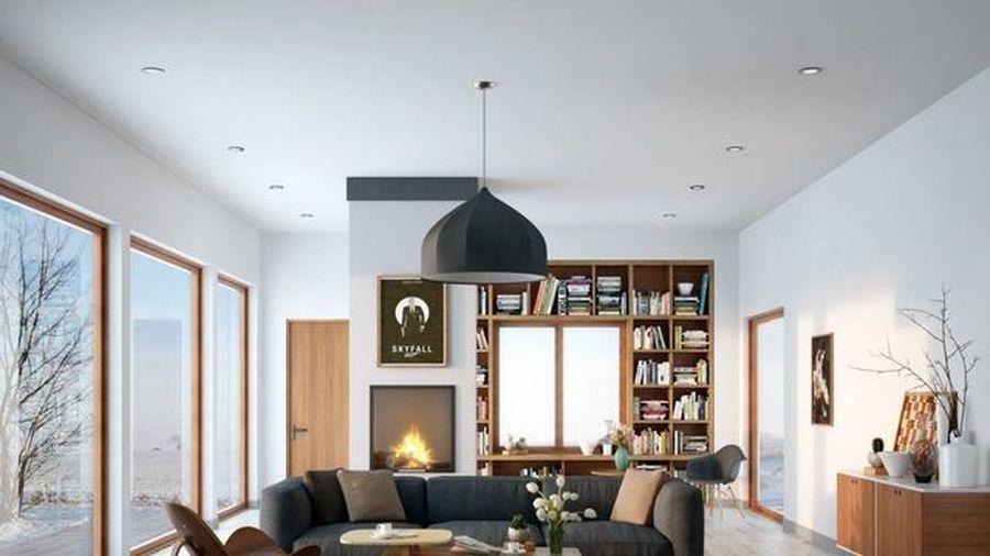 Những ý tưởng thiết kế nội thất có thể vô dụng trong tương lai