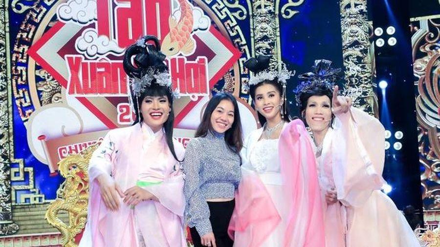 Hoa hậu Tiểu Vy bất ngờ rút khỏi chương trình Táo Xuân Tân Sửu 2021
