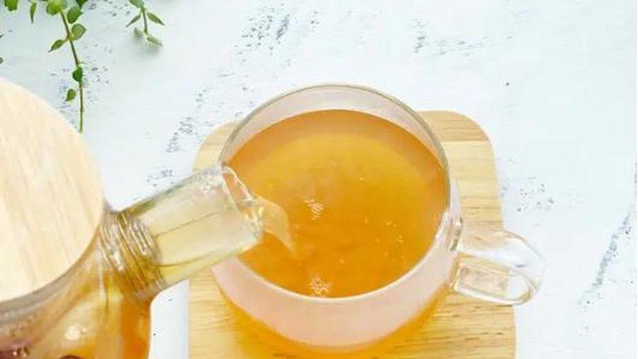 Detox làn da ngay với món đồ uống hoàn hảo này để nhan sắc 'lên hương' đón Tết