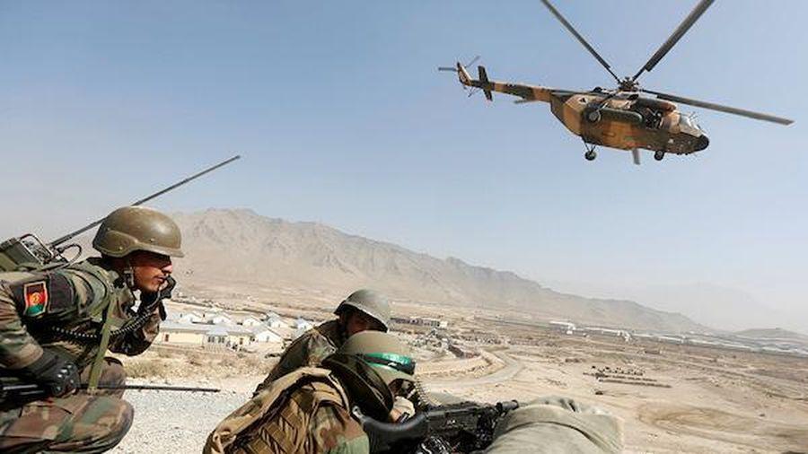 Taliban đột nhập, sát hại 12 dân quân ủng hộ ở Afghanistan