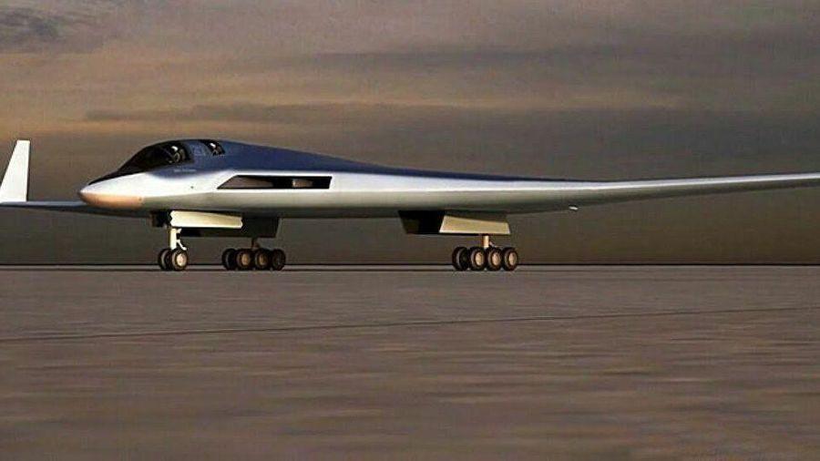 Máy bay chiến lược thế hệ mới PAK DA của Nga
