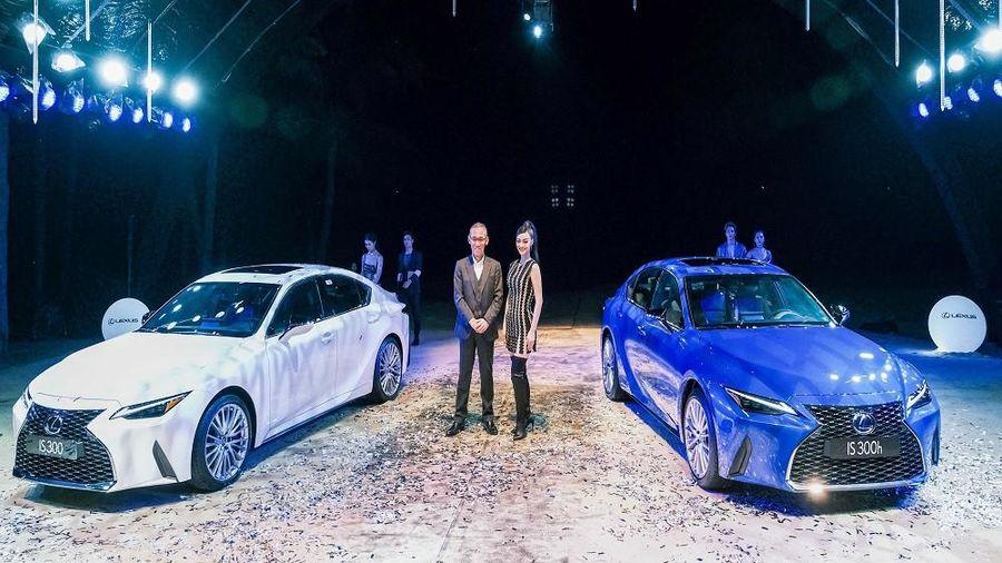 Lexus Việt Nam chính thức giới thiệu Lexus IS hoàn toàn mới
