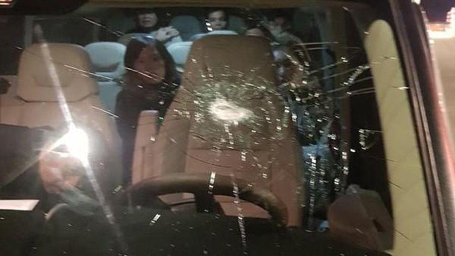 Xác định 5 đối tượng ném đá ô tô trên cao tốc Bắc Giang - Lạng Sơn