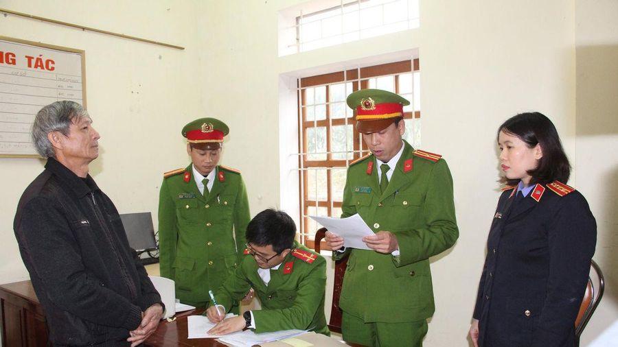 Khởi tố 2 cựu Chủ tịch xã lập khống hồ sơ, bòn rút tiền hỗ trợ thiên tai