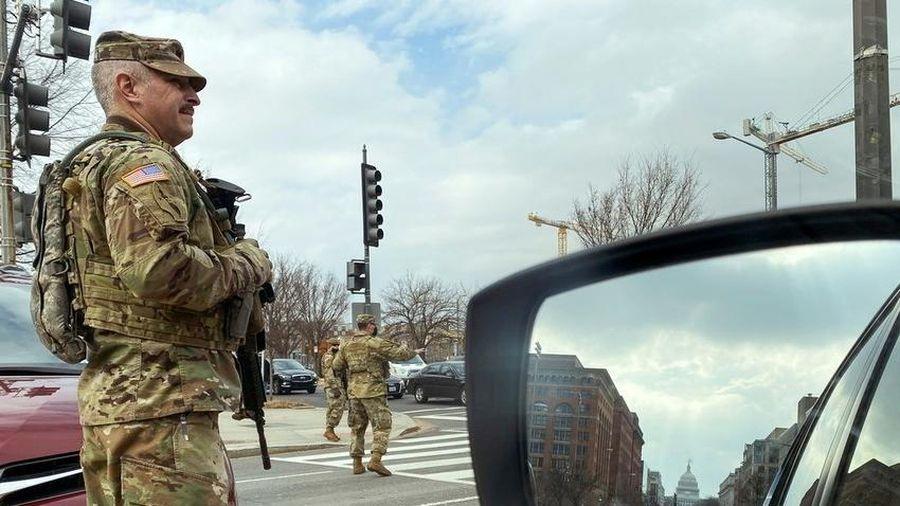 Mật vụ Mỹ lập 'Vùng xanh đồi Capitol' trước lễ nhậm chức tổng thống
