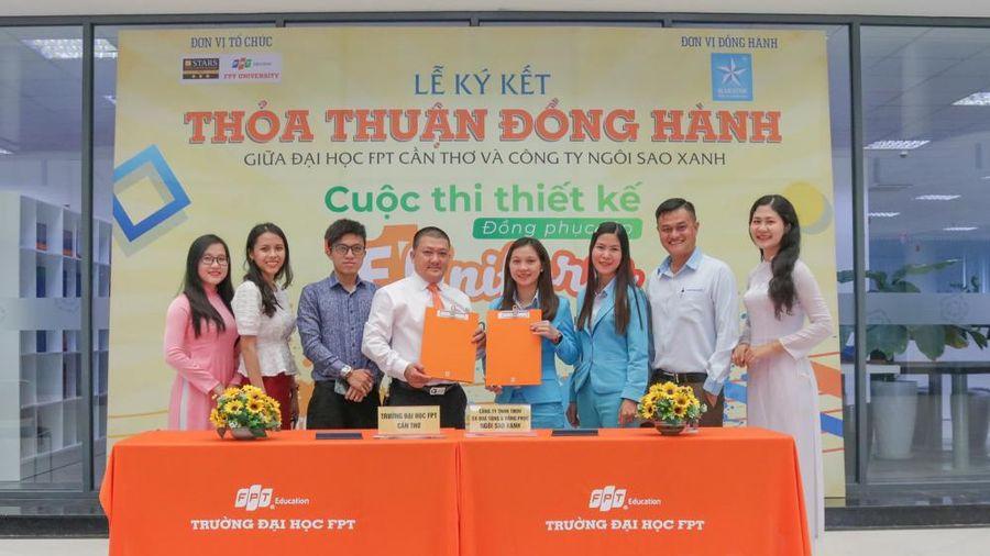 ĐH FPT Cần Thơ khởi động cuộc thi 'Thiết kế đồng phục Funiform' giải thưởng 2 tỷ đồng