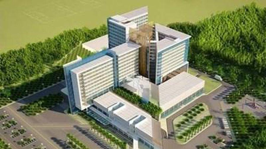 TP HCM khởi công bệnh viện trên 1.850 tỉ đồng