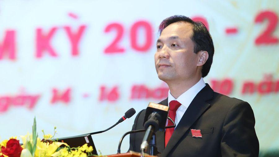 Bí thư Tỉnh ủy Hoàng Trung Dũng làm Chủ tịch Ủy ban Bầu cử tỉnh Hà Tĩnh