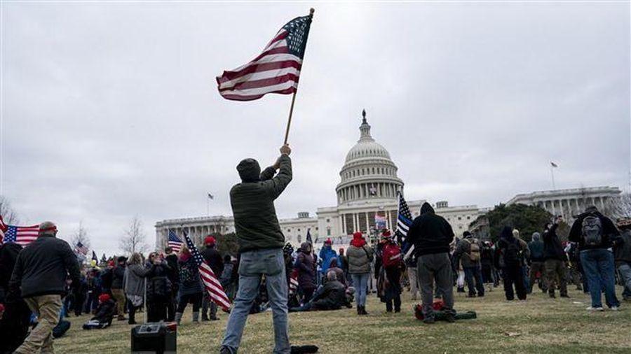 Mỹ bắt cựu binh sỹ kêu gọi tấn công vũ trang nhằm vào cuộc biểu tình