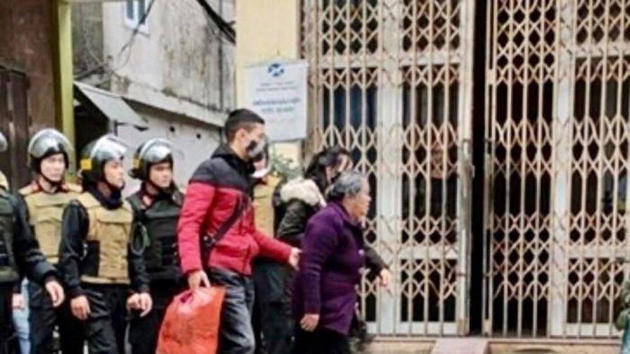 Bắt giữ 'bà trùm' 75 tuổi cầm đầu đường dây ma túy ở Thái Bình