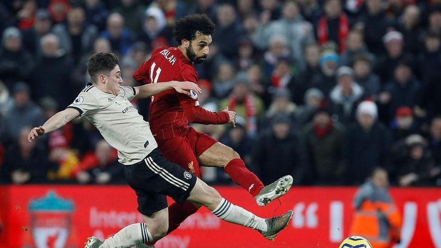 Vòng 19 Ngoại hạng Anh giữa Liverpool - Man United: Anfield 'rực lửa'