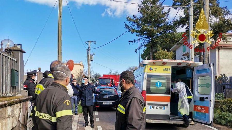 Italy: Rò rỉ khí carbon monoxide tại viện dưỡng lão khiến 5 người thiệt mạng