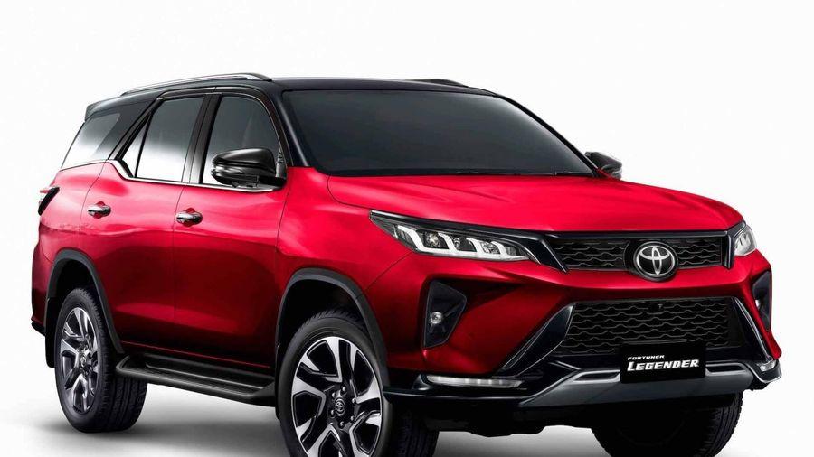Bảng giá xe Toyota tháng 1/2021: Thêm sản phẩm mới