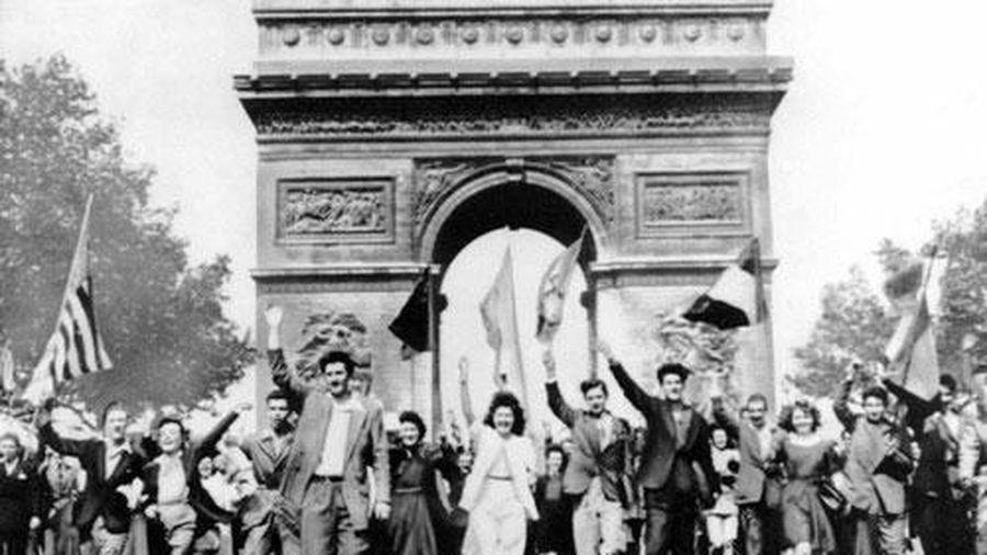Ký ức không thể quên về ngày Đức quốc xã đầu hàng 75 năm trước
