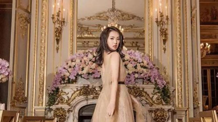 'Công chúa Huawei' bị mỉa mai khi tuyên bố gia nhập showbiz
