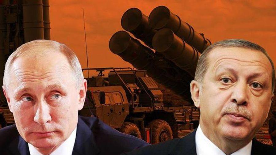 Tổng thống Erdogan xác nhận việc mua tổ hợp S-400 thứ hai từ Nga