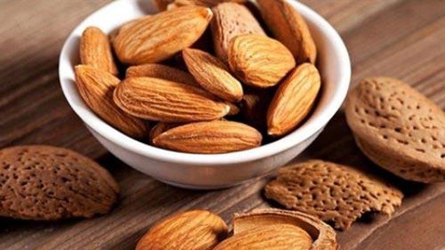 Vì sao người tiểu đường nên ăn hạnh nhân