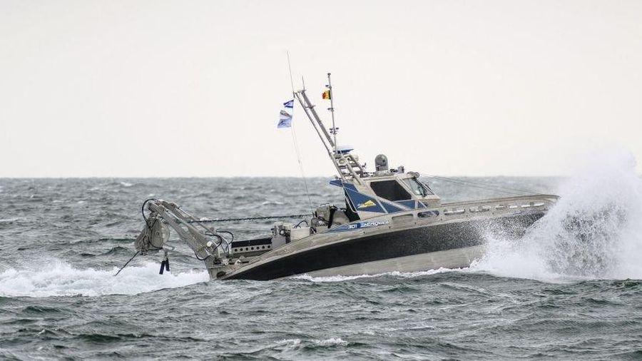 Elbit Systems cung cấp USV Seagull cho hải quân quốc gia châu Á giấu tên