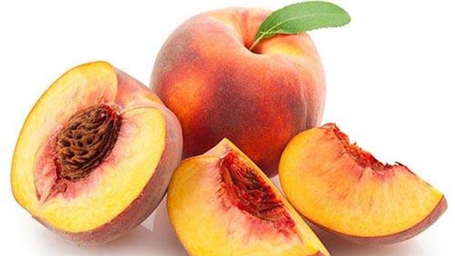 Những người tuyệt đối không nên ăn quả đào