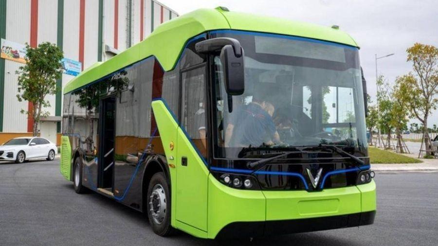 Lợi gì khi dùng ô tô điện chở khách liên tỉnh?