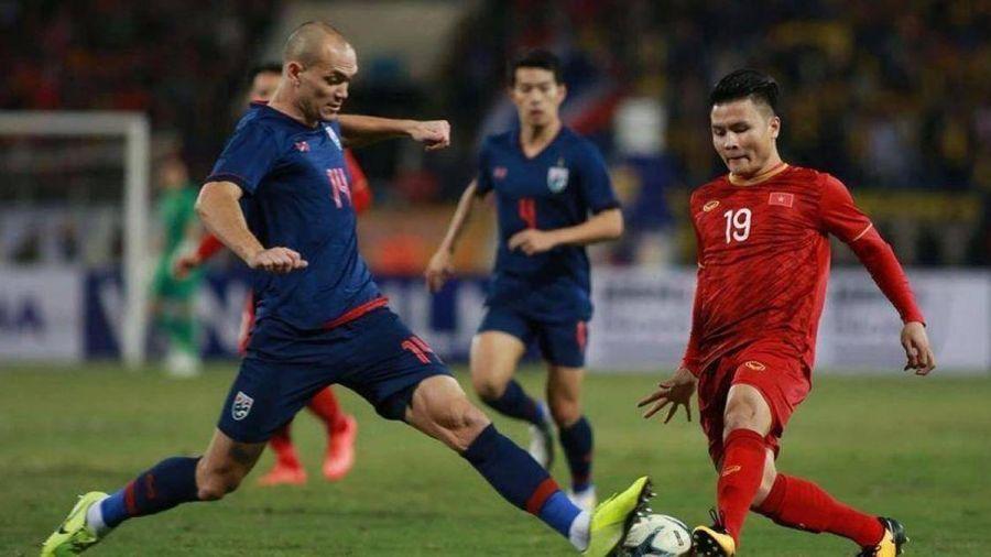 Báo Thái bất ngờ lo ngại đội nhà không 'đua' nổi Việt Nam vì điều này