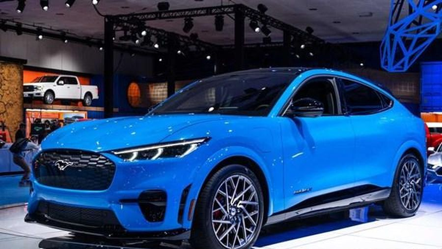 Hai mẫu xe của Ford giành giải thưởng danh giá