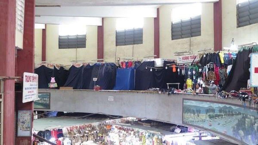 Giải quyết băn khoăn cho tiểu thương khi di dời chợ Đầm tròn Nha Trang