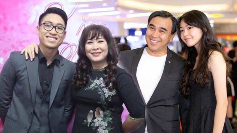 NSND Hồng Vân muốn kết 'sui gia' với MC Quyền Linh, khán giả liền nhiệt tình ủng hộ