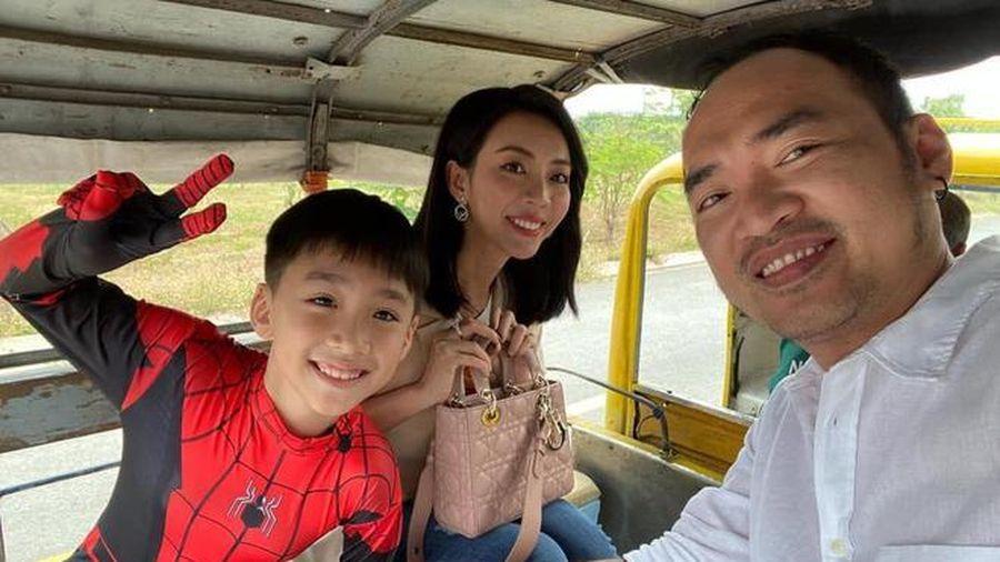 Tiến Luật viết tâm thư kỷ niệm 10 năm ngày cưới với Thu Trang