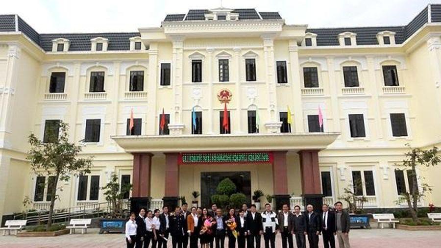 TAND huyện Sơn Tịnh: Triển khai phương hướng, nhiệm vụ công tác 2021