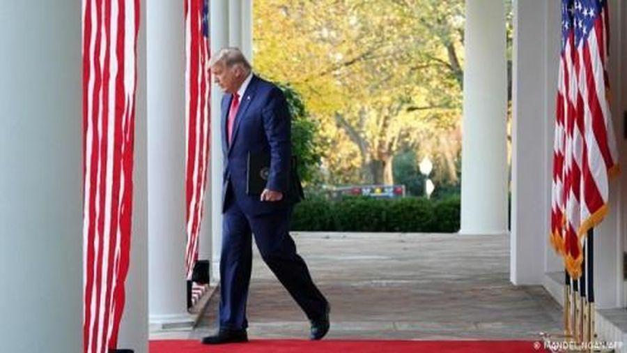 Ông Trump sẽ rời Nhà Trắng vào sáng ngày 20/1, trước giờ ông Biden nhậm chức