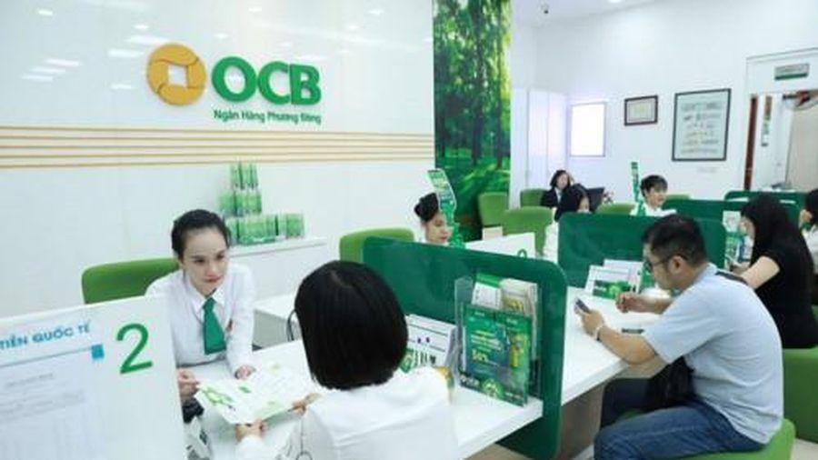 Hơn 1 tỷ cổ phiếu OCB giao dịch trên sàn HoSE từ ngày 28/1