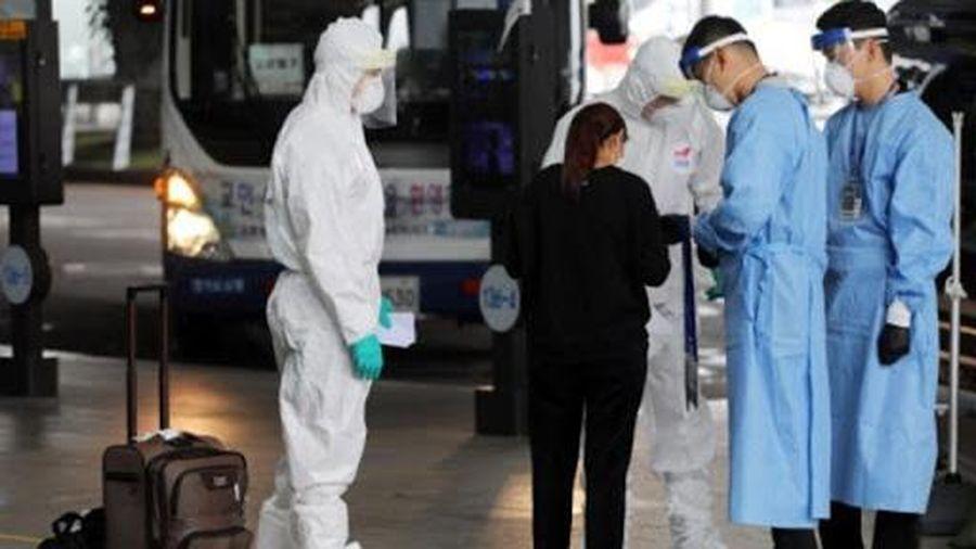 Chuyên gia Nigeria nhập cảnh nhiễm Covid-19