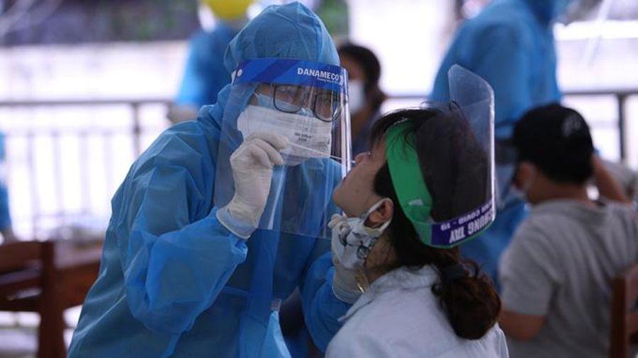 Phóng viên tác nghiệp tại Đại hội XIII phải qua 2 lần xét nghiệm SARS-CoV-2