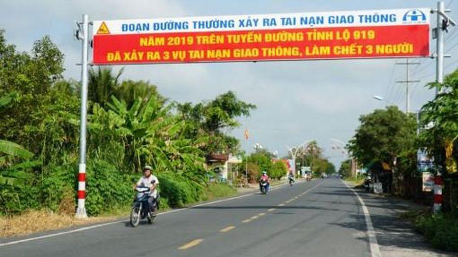 Giải pháp giảm thiểu tai nạn giao thông