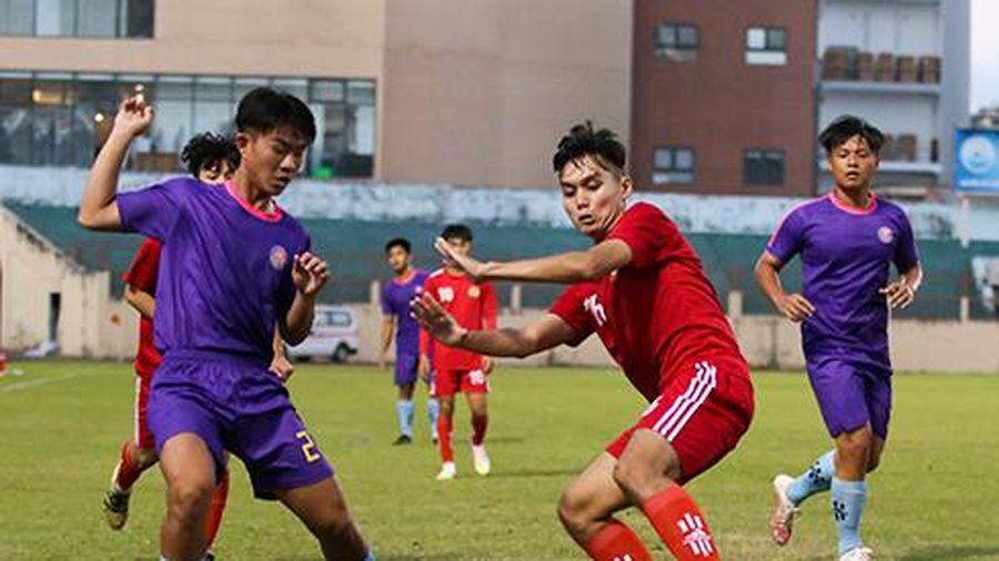 U19 Đồng Nai có trận hòa thứ 2, U19 Sài Gòn thắng dễ