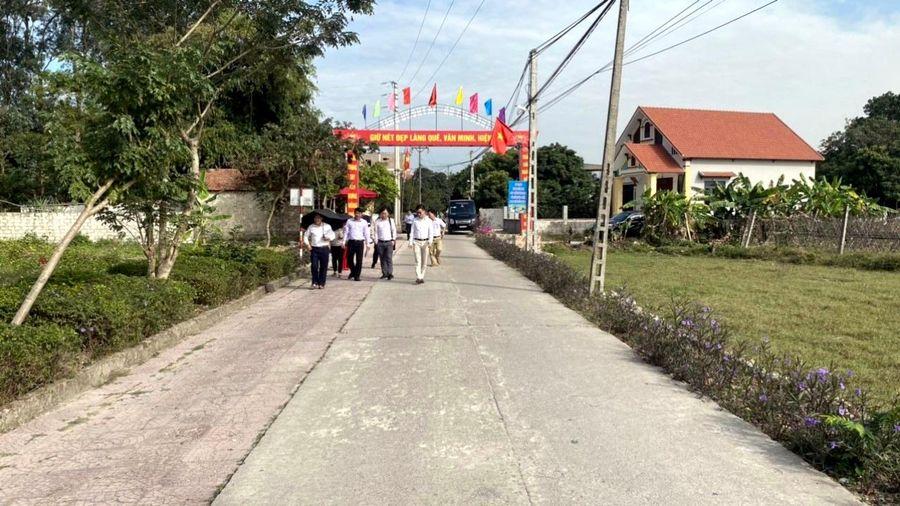 Xây dựng NTM ở Hạ Long: Khi lòng dân đã thuận