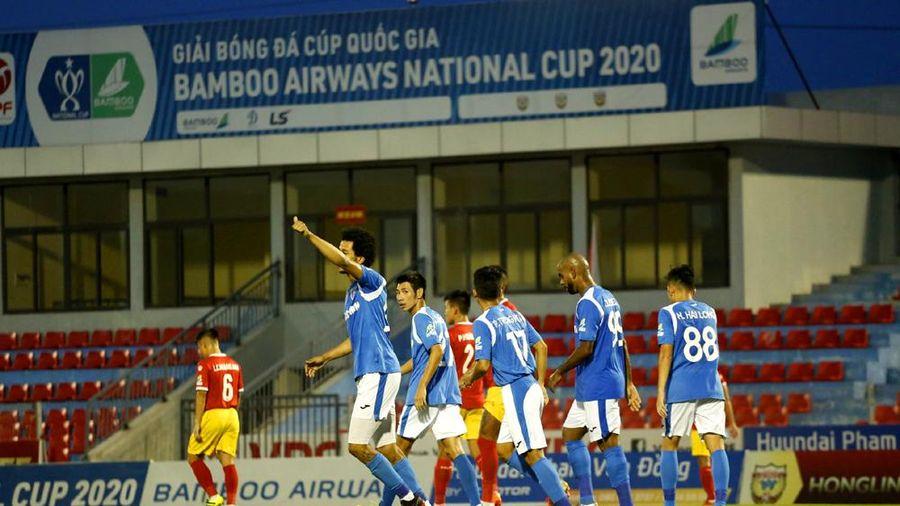 Than Quảng Ninh đụng độ Hồng Lĩnh Hà Tĩnh ở trận khai màn V.League 2021