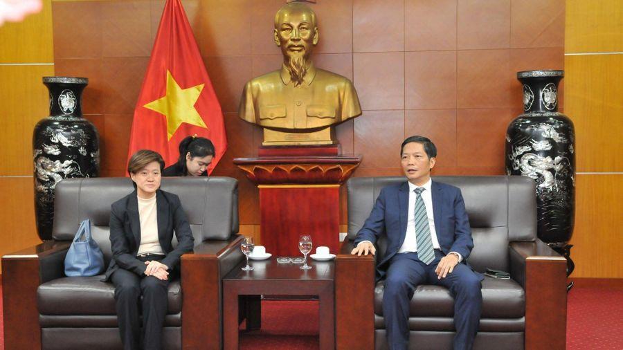 Đưa hợp tác Việt Nam - Singapore đi vào chiều sâu, thực chất