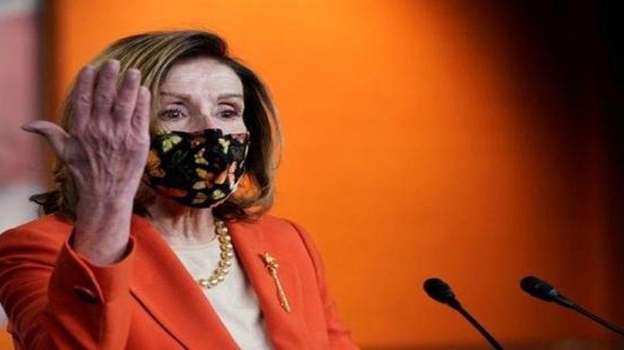 Chủ tịch Hạ viện dọa truy tố các nhà lập pháp 'hỗ trợ và tiếp tay' cho vụ bạo loạn đồi Capitol