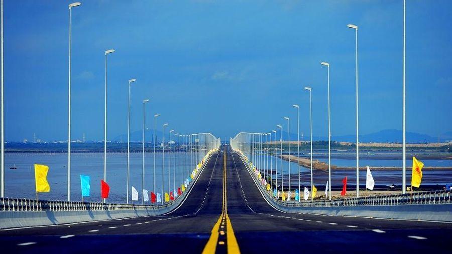 Nghiên cứu đầu tư cầu vượt biển Tân Vũ - Lạch Huyện 2