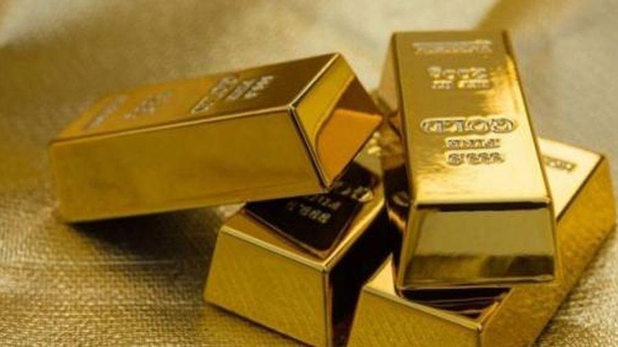 Giá vàng tiếp tục giảm, cơ hội dự trữ vàng