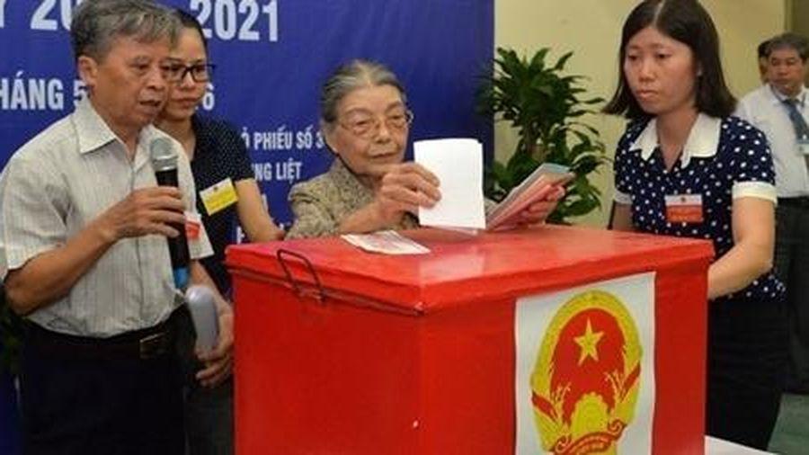 Hà Nội thành lập Ủy ban Bầu cử thành phố